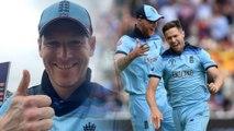 ICC World Cup 2019 : ಆಸ್ಟ್ರೇಲಿಯಾ ವಿರುದ್ಧ ತೊಡೆತಟ್ಟಿದ ಮಾರ್ಗನ್ ಹೇಳಿದ್ದೇನು ಗೊತ್ತಾ..? | Ioan Morgan |