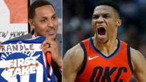 The Knicks need Russell Westbrook – Ryan Hollins _ First Take