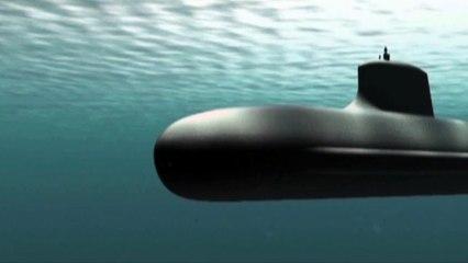 Embarquez  à bord du Suffren, le nouveau sous-marin nucléaire d'attaque français