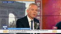 """Logement social: François de Rugy envisage """"qu'on demande une enquête sur cette agence immobilière"""""""
