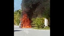 Incendie : Plus de peur que de mal à Fakarava