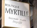 Boutique Myrtille - dépôt-vente de luxe à Mulhouse