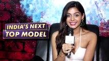 Pranati Rai Prakash Talk About India's Next Top Model