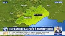 Montpellier: un supporter de l'Algérie fauche accidentellement une famille, la mère est morte et le pronostic vital de son bébé est engagé