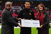 Cristiano Ronaldo, der Philanthrop