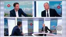 """Affaire François de Rugy : """"La justice ne peut pas se rendre dans la presse"""", affirme Griveaux (LREM)"""