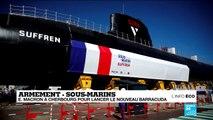 Les nouveaux Barracuda : bijou technologique et vitrine commerciale de l'industrie française