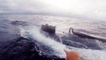 US Coast Guard Seizes Drug Submarine