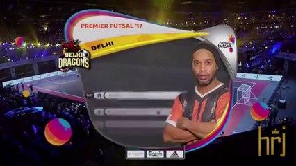 Ronaldinho Destruindo Habilidades Abdul Hadi Mohamed Fares