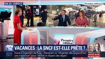 Vacances: la SNCF est-elle prête ?