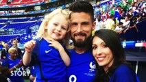 La femme d'Olivier Giroud fond en larmes devant les caméras d'M6 en parlant de son mari, découvrez pourquoi !