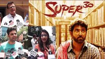 Super 30 Public Review: Hrithik Roshan | Mrunal Thakur | Pankaj Tripath | FilmiBeat