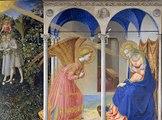 'Me hubiera gustado estar presente cuando Fra Angelico pintó La Anunciación'