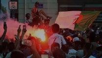 Un supporter de l'Algérie fauche une famille en voiture, la mère tuée