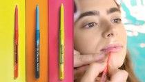 بسام فتوح يطبّق قلم النيون Jamalouki X Bassam Fattouh بلون Soda البرتقالي