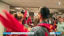 Conforama : une réunion sur le futur plan social interrompue par des manifestants