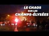 CAN 2019 : il fête la victoire de l'Algérie avec une tronçonneuse sur les Champs-Élysées