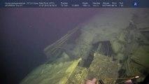 Des fuites radioactives 800.000 fois supérieures à la normale provenant d'une épave de sous-marin nucléaire soviétique