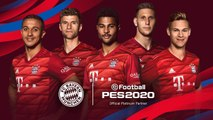 eFootball PES 2020 x FC Bayern München - Trailer d'annonce