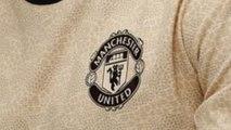 Manchester United dévoile son maillot extérieur
