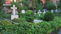 La police fouille dans le cimetière du Vatican