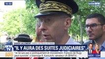 """Incidents après la victoire de l'Algérie: """"Il y aura des suites judiciaires"""", annonce le préfet de police de Paris"""