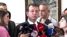 """İmamoğlu: """"Biz göreve geldiğimizde ne acıdır ki kasada 6 milyon lira para vardı"""""""