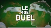 Wimbledon - Nadal/Federer, une 40e attendue