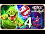 Ghostbusters 2016 Walkthrough Part 4 (PS4, XB1, PC) Co-Op No Commentary