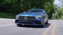 2019 Mercedes-AMG GT53 4-door: A fancy-pants muscle car