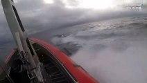 Les images impressionnantes de gardes côtes qui arrêtent un sous marin passeur de drogue