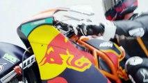 Marcel Hirscher swaps skis for MotoGP in Austria