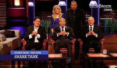 Shark Tank on TechStorm TV