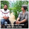 Q/R Michaël Jeremiasz et Emmanuelle Assmann N6