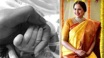 Sameera Reddy & Akshai Varde welcome second child; Check out | FilmiBeat