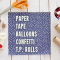 DIY Fourth of July Confetti Poppers