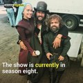 Game of Thrones: Then & Now