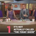 """8 Things To Know About """"The Today Show"""""""
