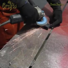 Making an Unusual but very Cool Axe