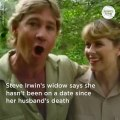 Steve Irwin's Widow Terri Says She Hasn't Been On a Date Since Her Husband's Death