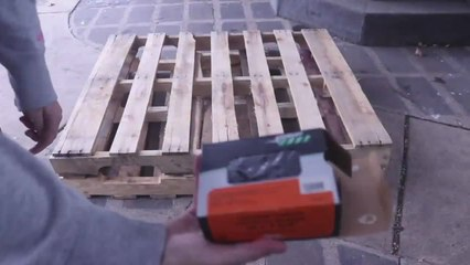 Got A Spare Pallet Lying Around? Watch This!