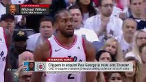 Clippers with Kawhi Leonard, Paul George better ensemble than Lakers – Wilbon _ SportsCenter