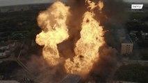 14 человек пострадали и один погиб при пожаре на ТЭЦ в Мытищах
