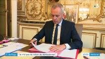 Affaire de Rugy : le ministre droit dans ses bottes malgré les affaires