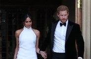 Le Prince Harry et Meghan Markle ont dansé sur Whitney Houston à leur mariage!