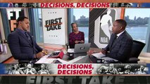 Anthony Davis makes the Lakers the biggest winners in free agency - Ryan Hollins _ First Take