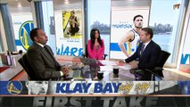 I wouldn't have given Klay Thompson a max contract – Max Kellerman First Take