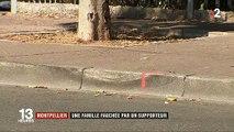Montpellier: Un supporter de l'Algérie fauche une famille en voiture, tuant la mère et blessant gravement son bébé qui est en urgence absolue