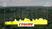 Le profil de la 8e étape en vidéo - Cyclisme - Tour de France 2019