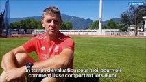 """Stéphane Jobard (DFCO) se dit """"plutôt satisfait de l'investissement des joueurs"""""""